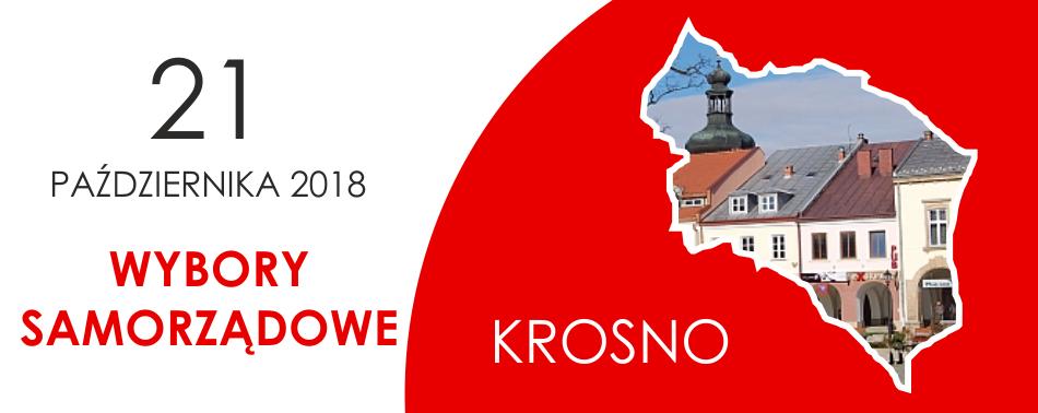 Wybory Samorządowe 2018 w Krośnie